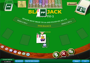 Paddy Power Casino Screenshot 4