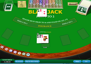 Paddy Power Casino Screenshot 2