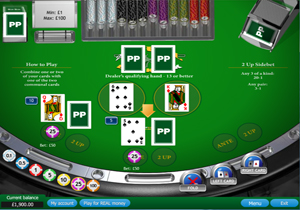 Paddy Power Casino Screenshot 1
