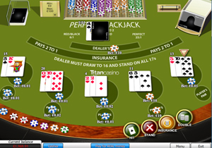 Titan Casino Screenshot 4